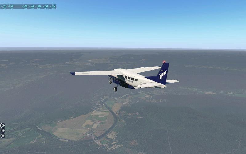 Pacific Northwest tour - Sekui nach Bowerman Car_c238