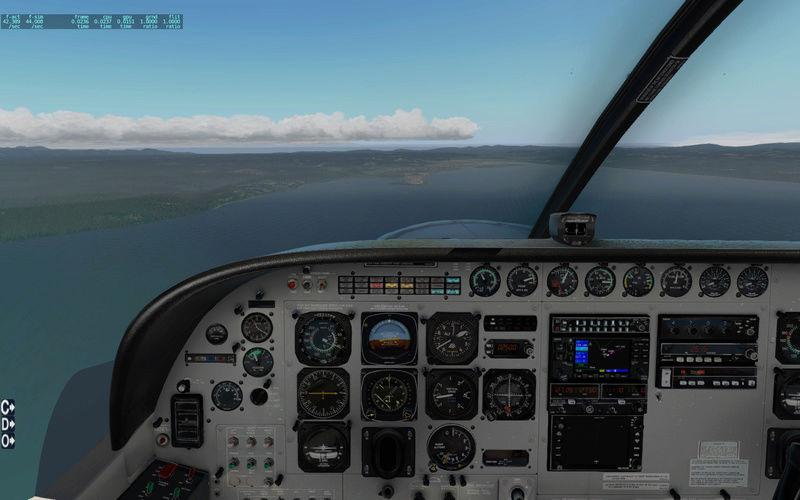 Pacific Northwest tour - Sekui nach Bowerman Car_c240