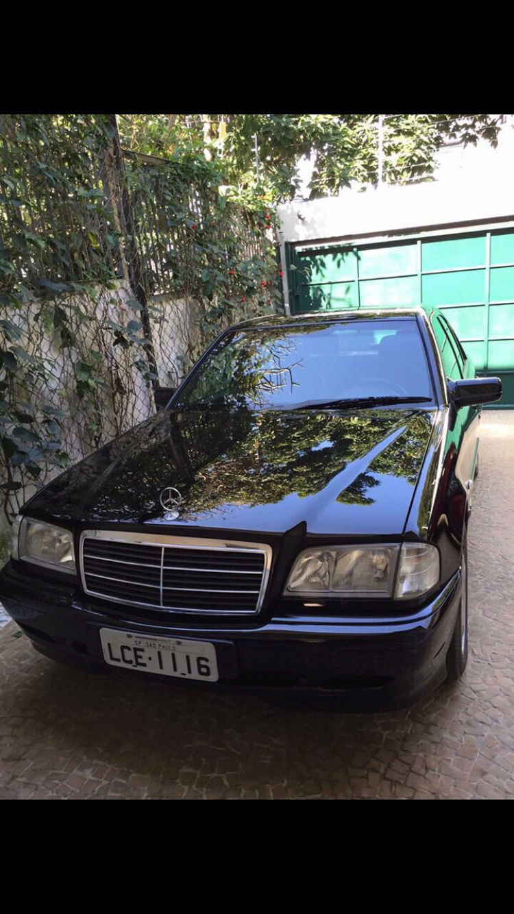 (Vendo): W202 c-280 Sport 1998 - R$ 68.000,00 - VENDA CANCELADA Img_5210