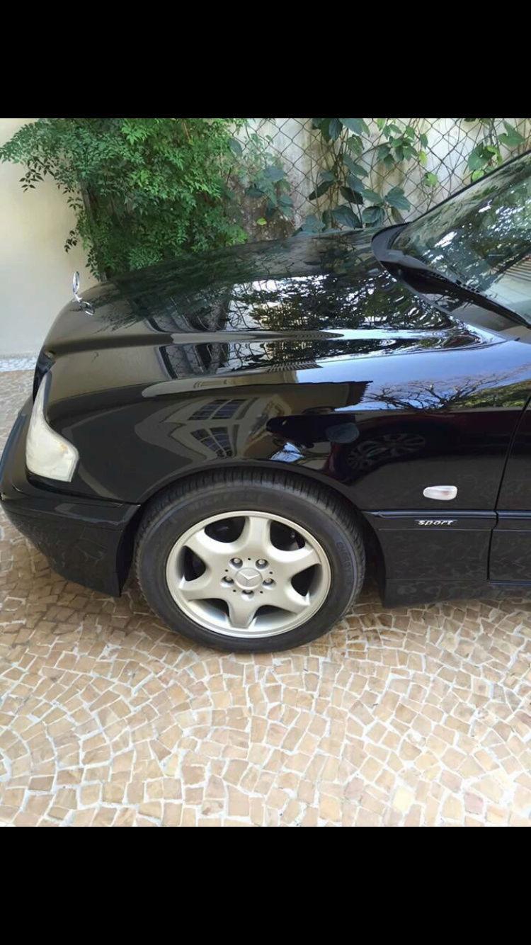 (Vendo): W202 c-280 Sport 1998 - R$ 68.000,00 - VENDA CANCELADA Img_5211