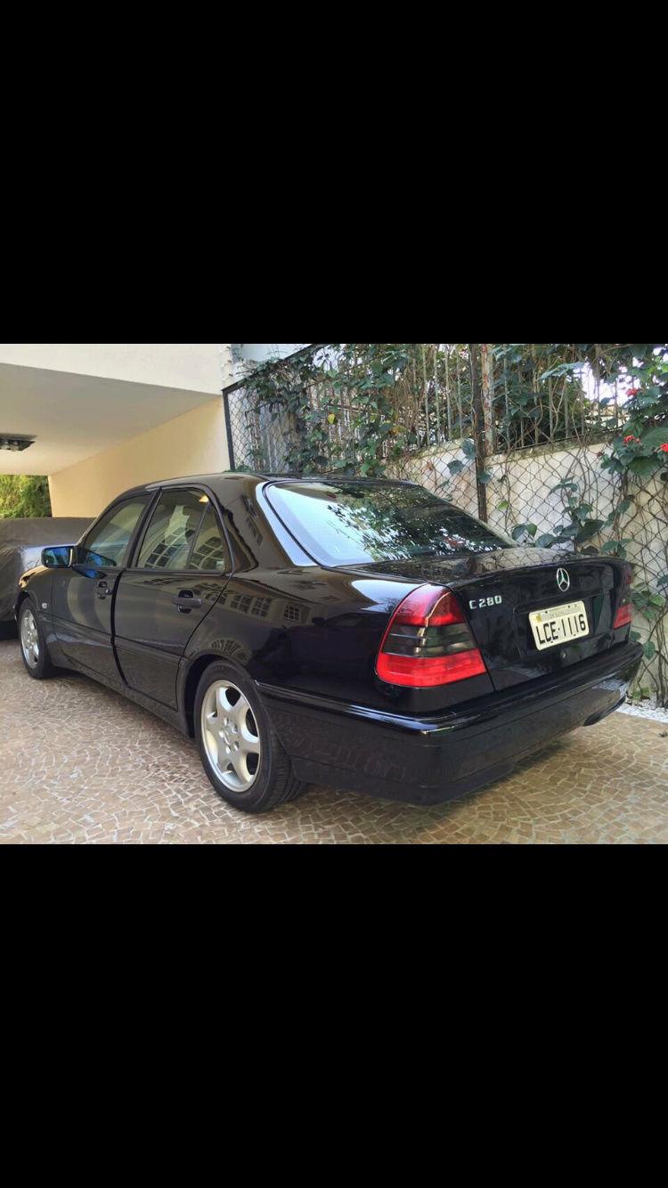(Vendo): W202 c-280 Sport 1998 - R$ 68.000,00 - VENDA CANCELADA Img_5213