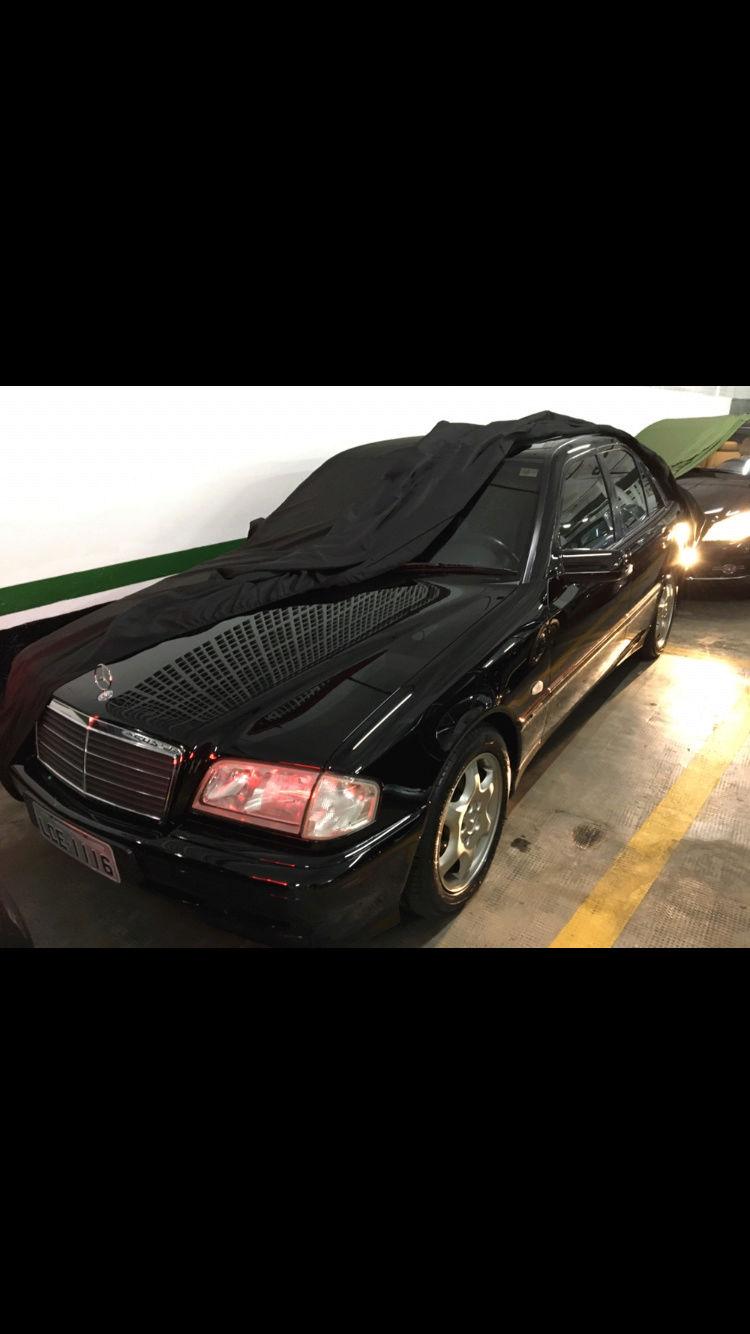 (Vendo): W202 c-280 Sport 1998 - R$ 68.000,00 - VENDA CANCELADA Img_5216