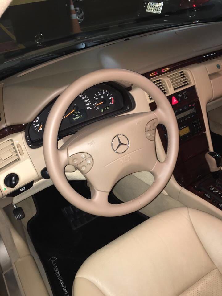 W210 E420 1997 - R$ 40.000,00 Img_5914