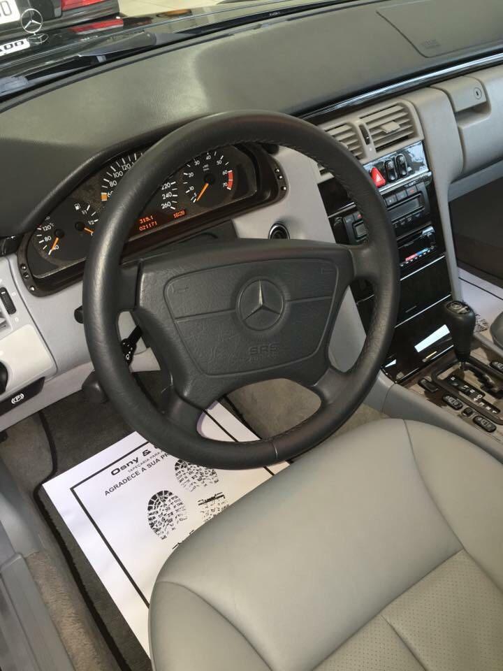 W210 E420 1997 - R$ 40.000,00 Img_5915