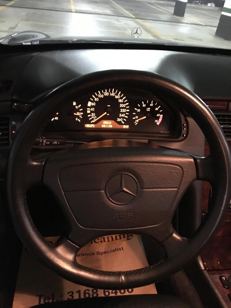 W210 E-430 B4!! R$ 55.000,00 - ARQUIVO Img_8015