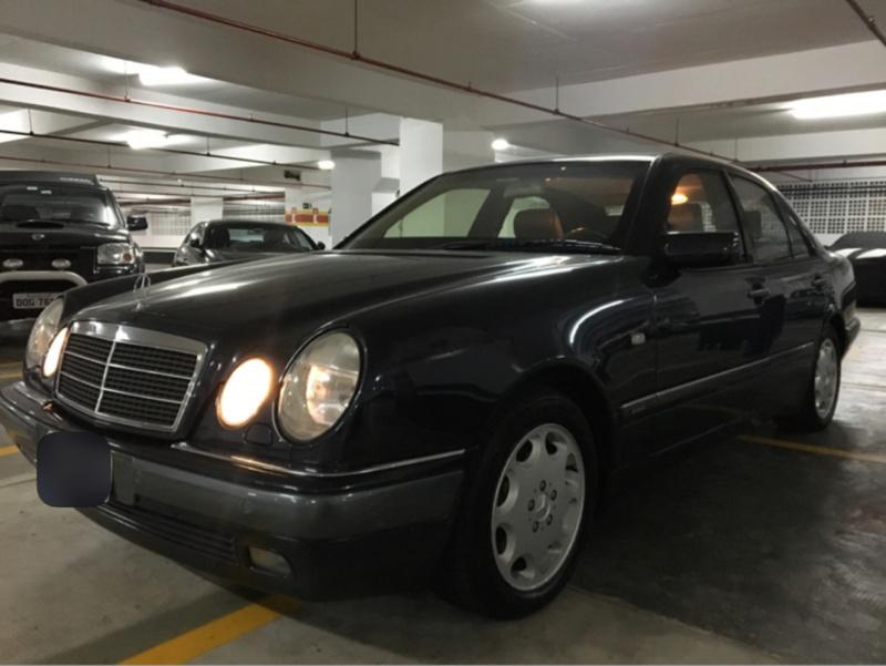 W210 E-430 B4!! R$ 55.000,00 - ARQUIVO Img_8811