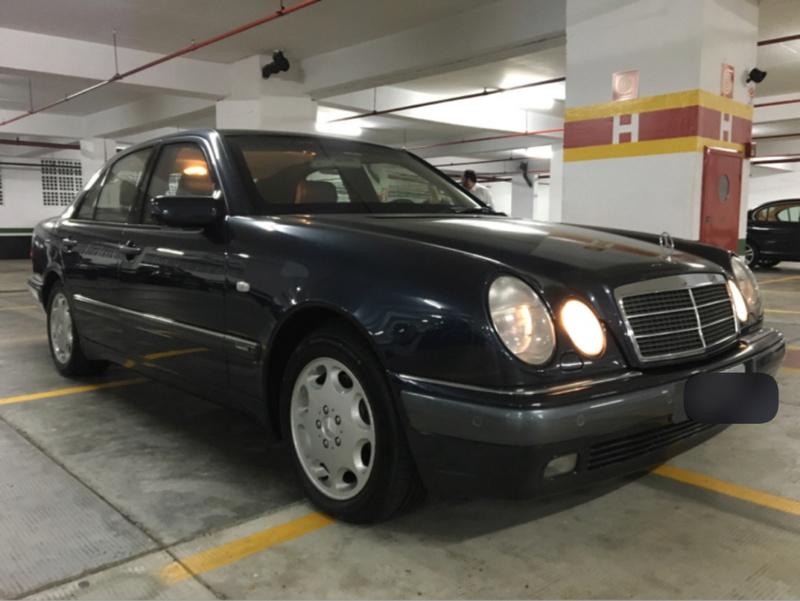 W210 E-430 B4!! R$ 55.000,00 - ARQUIVO Img_8813