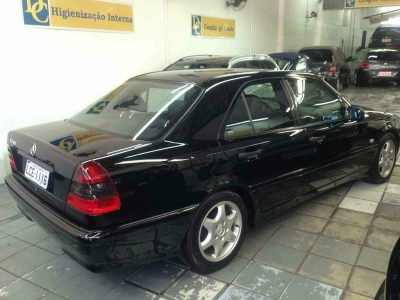 (Vendo): W202 c-280 Sport 1998 - R$ 68.000,00 - VENDA CANCELADA Img_9010