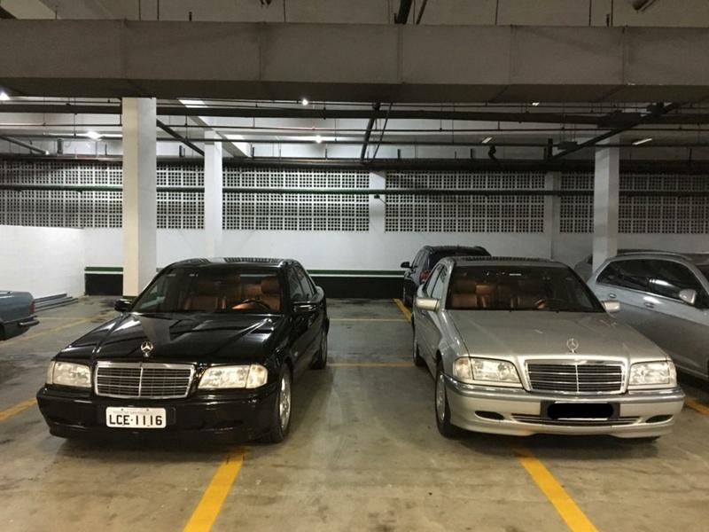 (Vendo): W202 c-280 Sport 1998 - R$ 68.000,00 - VENDA CANCELADA Img_9012