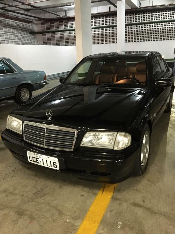 (Vendo): W202 c-280 Sport 1998 - R$ 68.000,00 - VENDA CANCELADA Img_9014