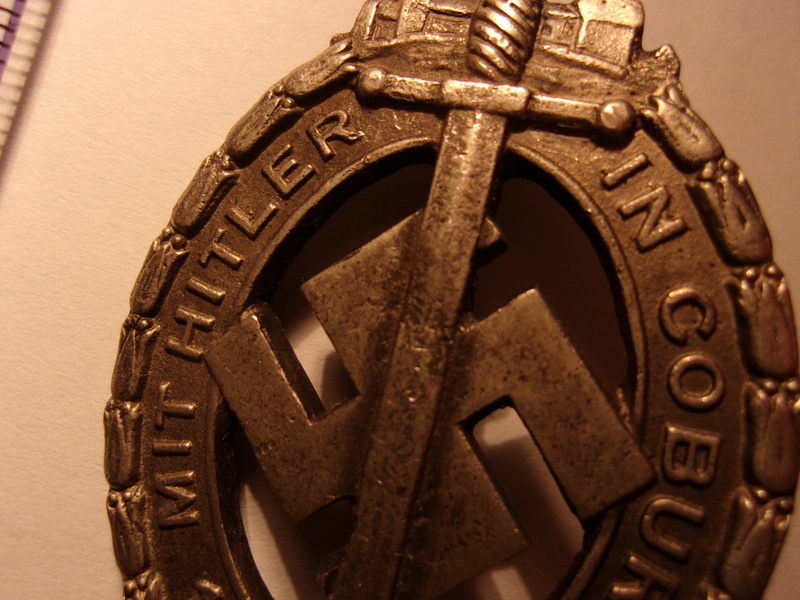 Badge/médaille Coburg 1932 103_1016