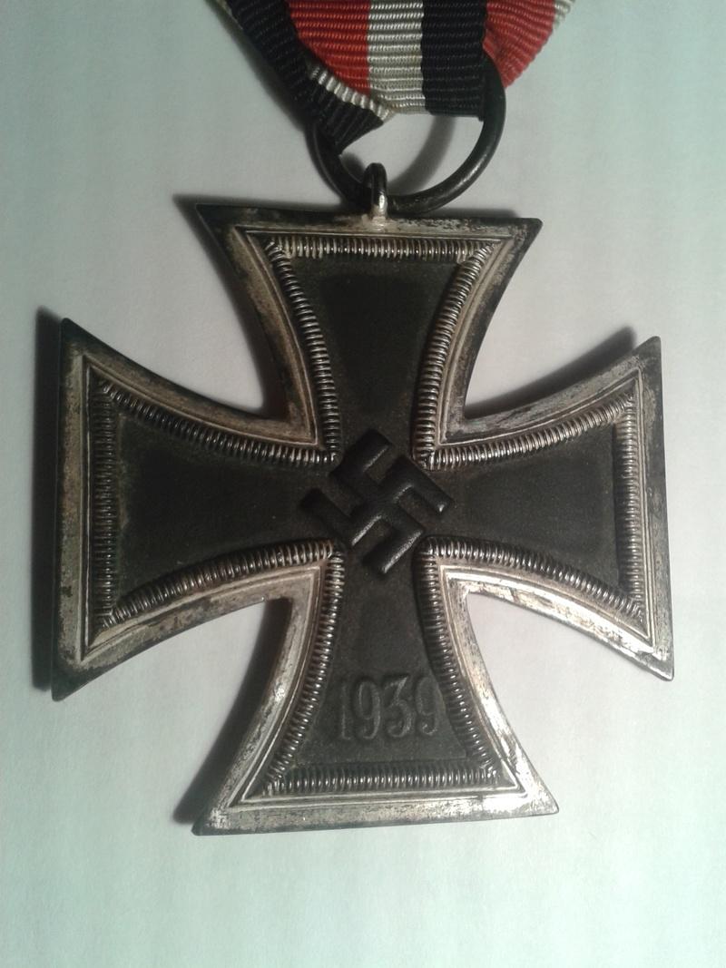 Croix de fer EK II 1939 20180411