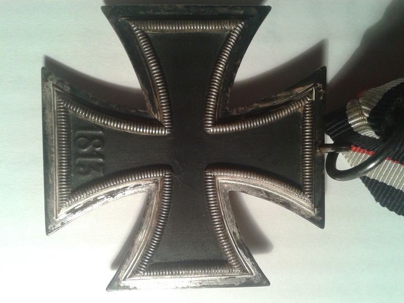 Croix de fer EK II 1939 20180412