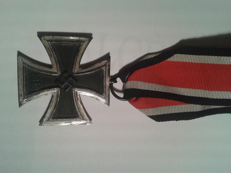 Croix de fer EK II 1939 20180413