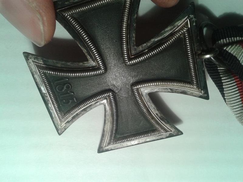 Croix de fer EK II 1939 20180418