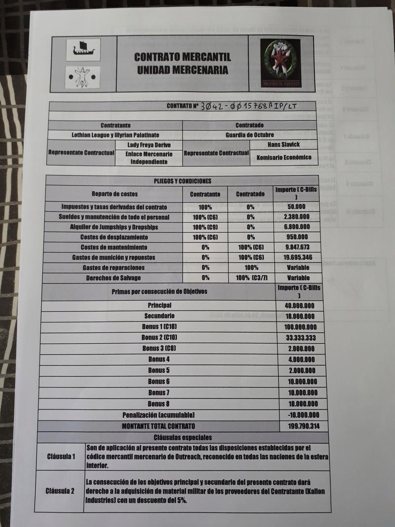 La Guardia de Oktubre - Recuperación de Mercancias Robadas 20171015