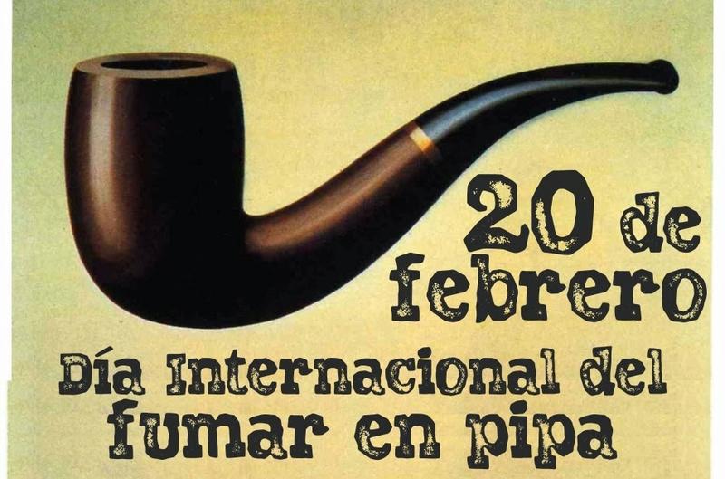 Felicidades a todos, el día 20 de Febrero, International Pipe Smoking Day. Día Internacional del Fumador de Pipa 20_de_10