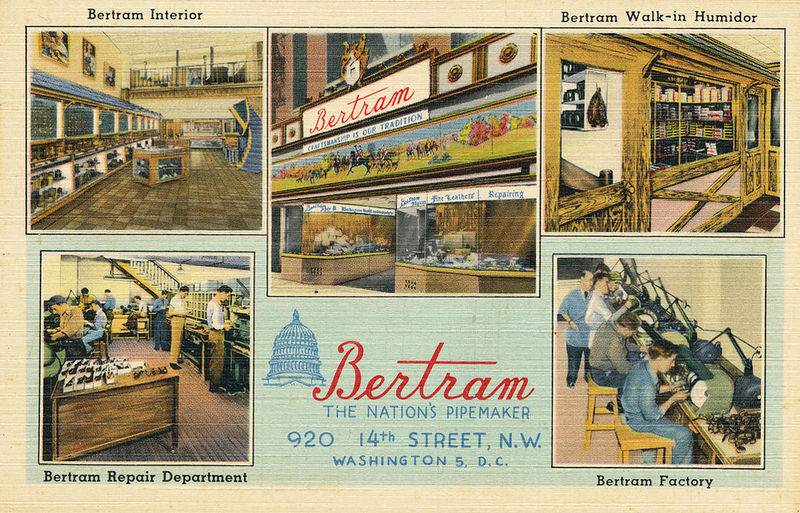 BERTRAM PIPE SHOP (SYDNEY BERTRAM GOLDMAN) 800px-24