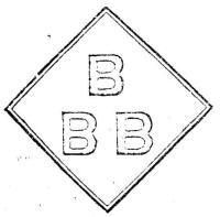 BBB (ADOLPH FRANKAU & Co Ltd) Artbbb10