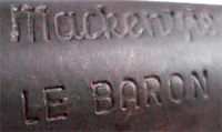 BBB (ADOLPH FRANKAU & Co Ltd) Macken12