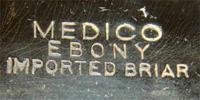 PIPAS MEDICO, KAYWOODIE, YELLO-BOLE Y BRYLON Medic129