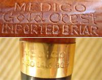 PIPAS MEDICO, KAYWOODIE, YELLO-BOLE Y BRYLON Medico43