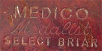 PIPAS MEDICO, KAYWOODIE, YELLO-BOLE Y BRYLON Medico63