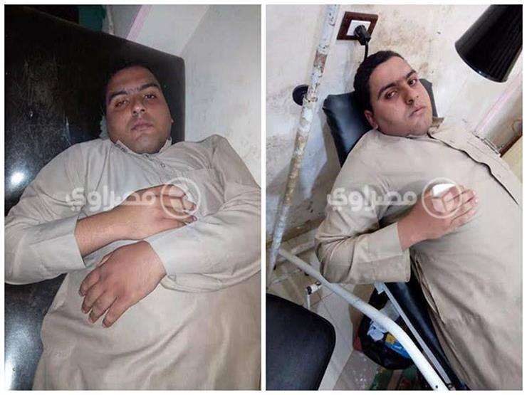 قصة نجاة خطيب مسجد الروضة من حادث العريش بالصور 110