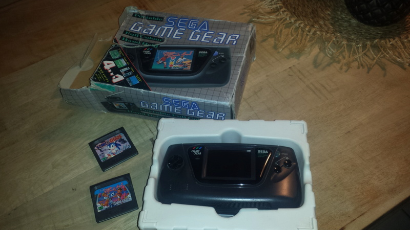 Console game gear  20180313