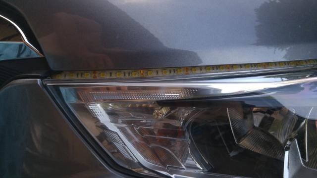 Assinatura LED com lâmpadas LED  20171026