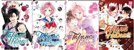 Carnet de lecture de Flo974 Takane10