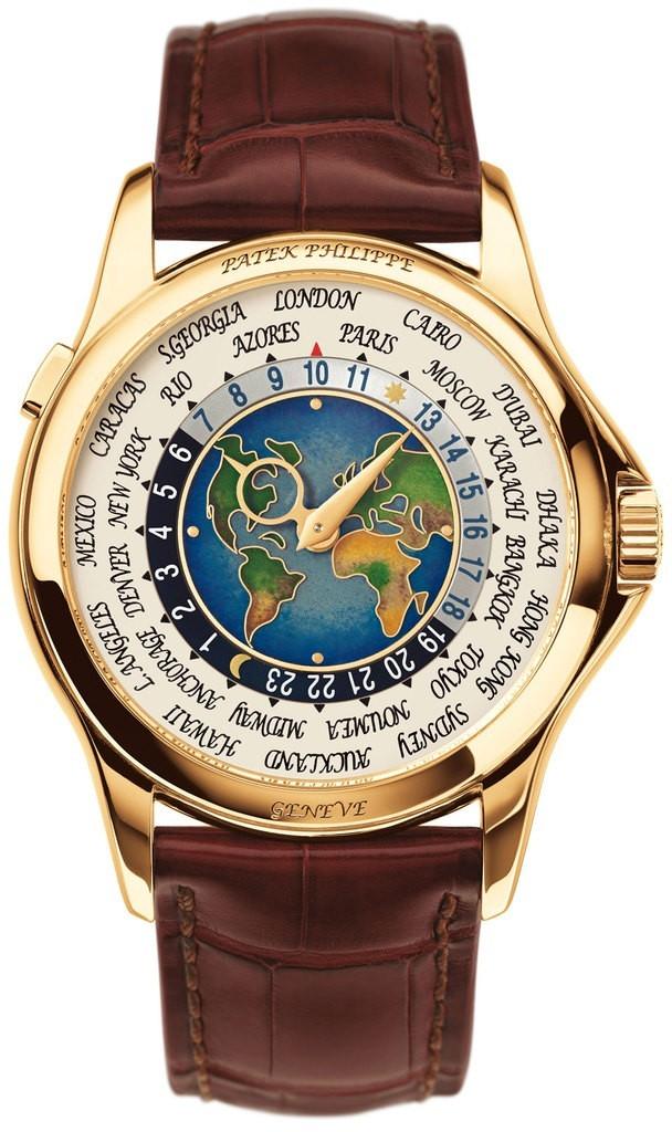 vacheron - Pour vous, quelle montre est le summum des montres ? - Page 10 Patek-10