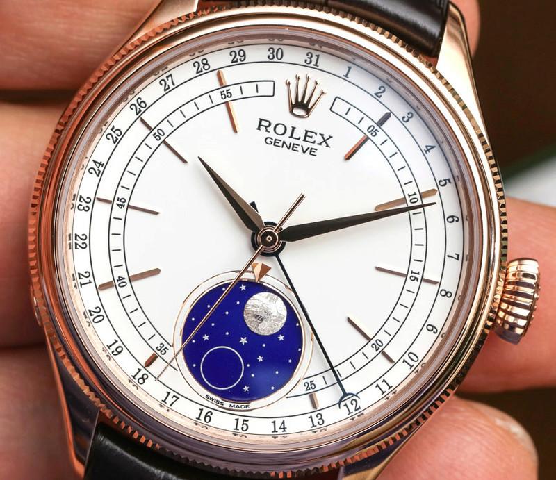 vacheron - Pour vous, quelle montre est le summum des montres ? - Page 10 Rolex-10