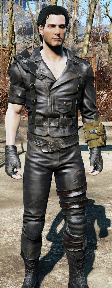 Leather Armor Leathe10