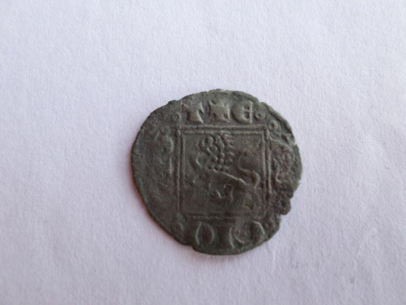 Dinero noven de Alfonso XI. Toledo Sam_2322