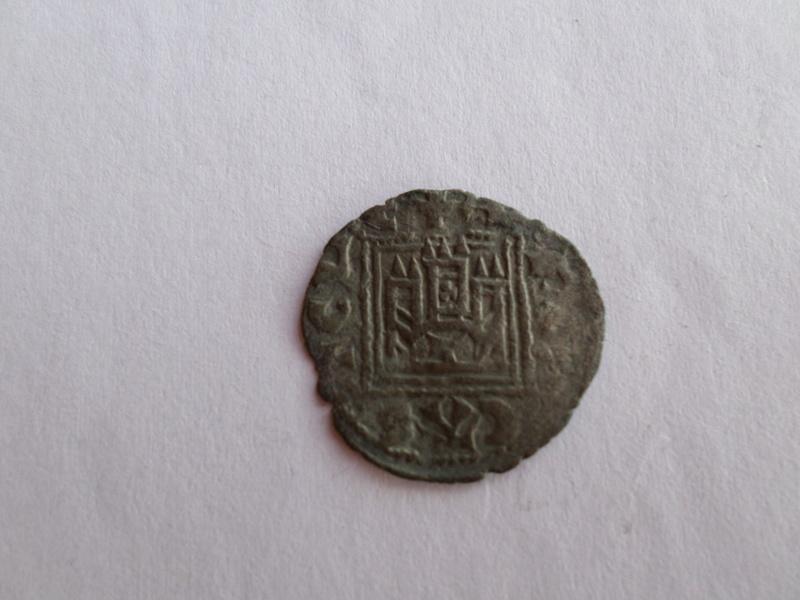 Dinero noven de Alfonso XI. Toledo Sam_2323