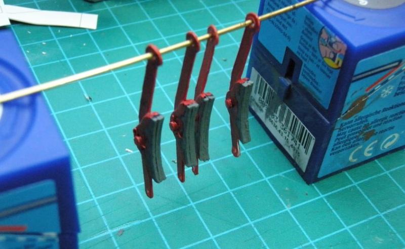 Kartonbauerstlingswerk T-3 von Modelik  1:25 007_br10