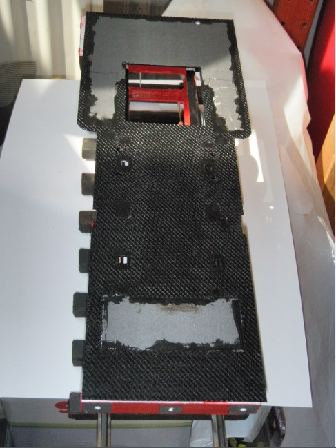 Kartonbauerstlingswerk T-3 von Modelik  1:25 010_au10