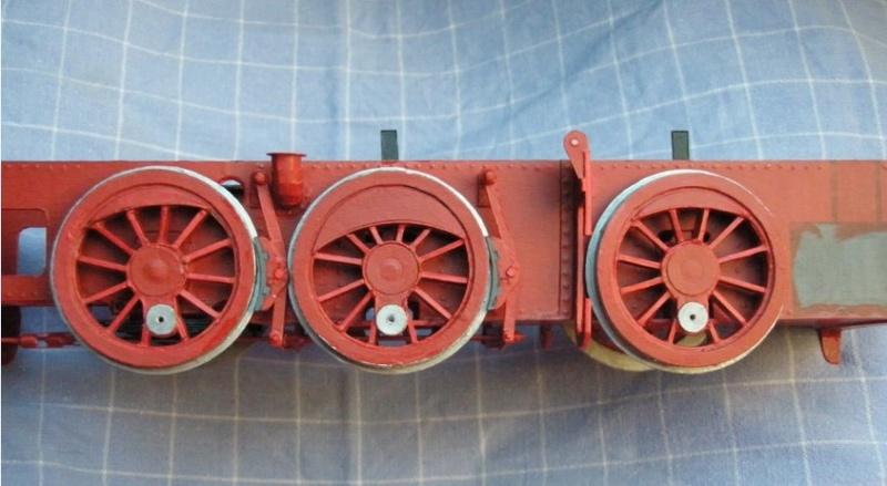 Kartonbauerstlingswerk T-3 von Modelik  1:25 011_ra10