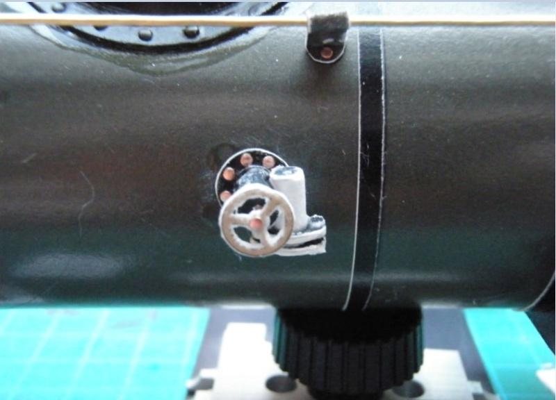 Kartonbauerstlingswerk T-3 von Modelik  1:25 023_ve10