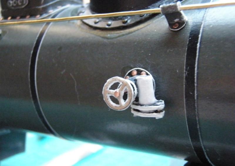 Kartonbauerstlingswerk T-3 von Modelik  1:25 024_ve10