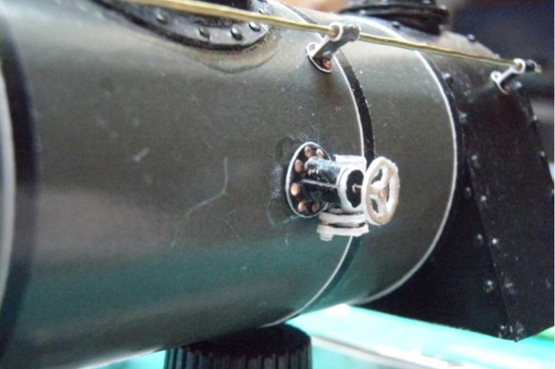 Kartonbauerstlingswerk T-3 von Modelik  1:25 025_ve10
