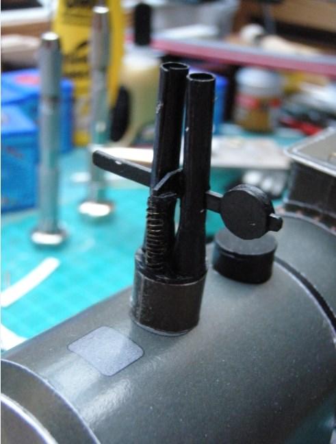 Kartonbauerstlingswerk T-3 von Modelik  1:25 026_yb10