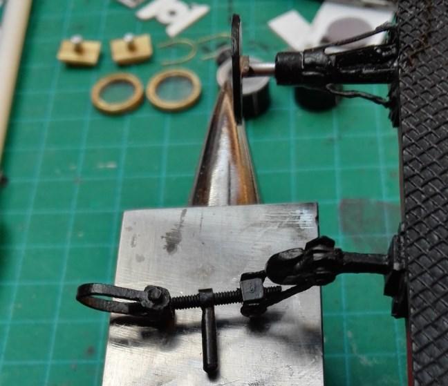 Kartonbauerstlingswerk T-3 von Modelik  1:25 028_ve10