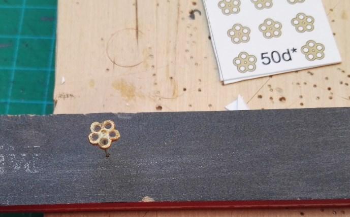 Kartonbauerstlingswerk T-3 von Modelik  1:25 033_ha10