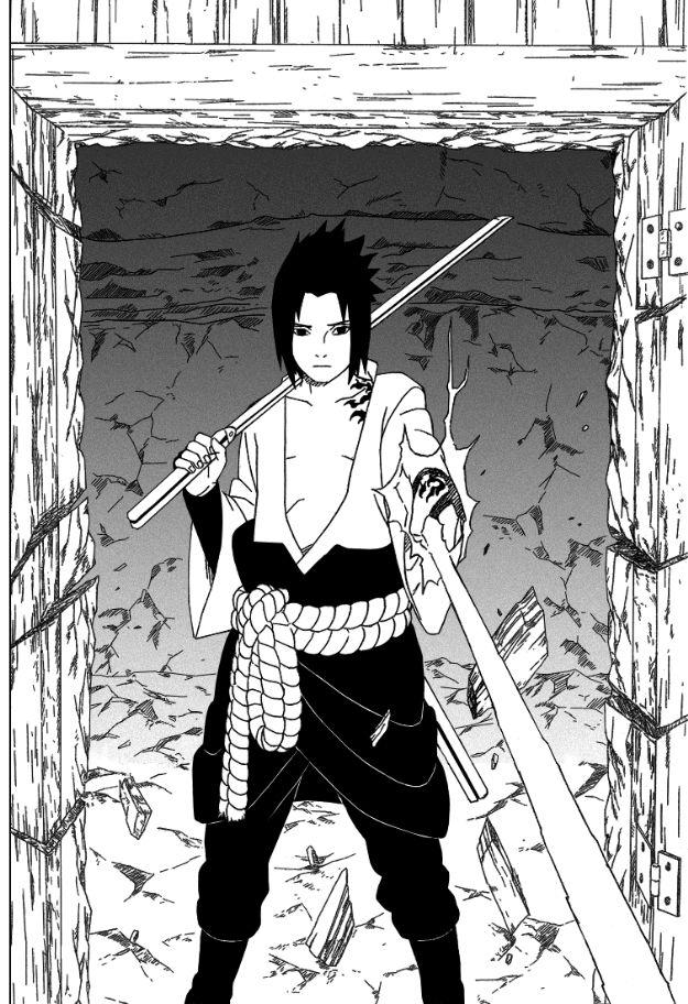Sasuke atual poderia fazer katons em grande escala como o Madara? - Página 4 Narut103