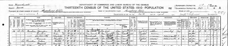 Patrick Burke et Obeline Dorion - Ascendants de ma famille 1910_r10