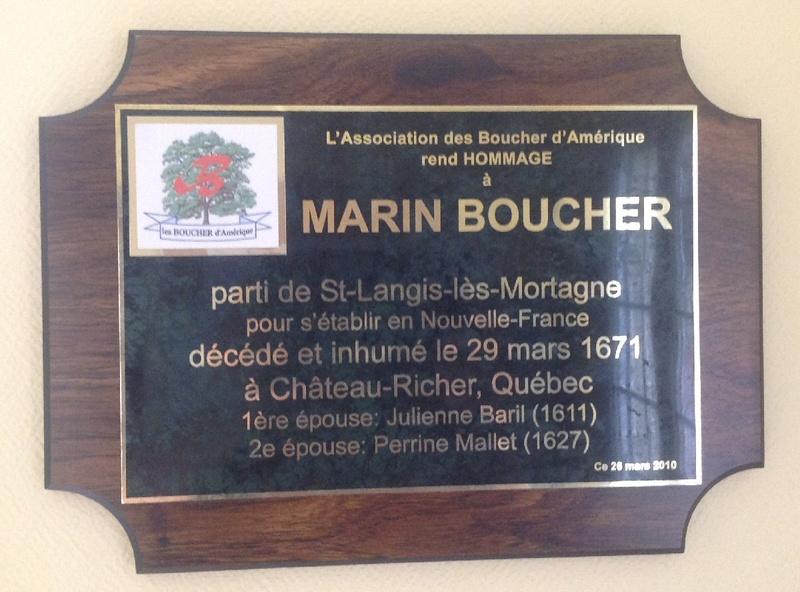 Boucher Marin (1589-1671) - Ancêtre des Boucher en Nouvelle-France Bouche12