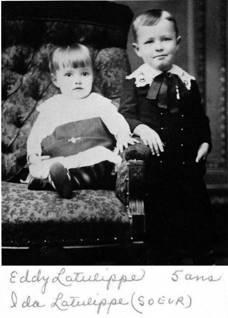 Phil Latulipe,Joseph Latulippe et Henriette Pelletier - Souvenirs partagés par Denise Pelletier Michaud Page_110