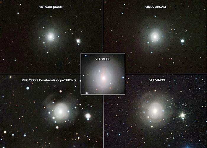 A primeira colisão de estrelas de neutrões vista da Terra Dn161012
